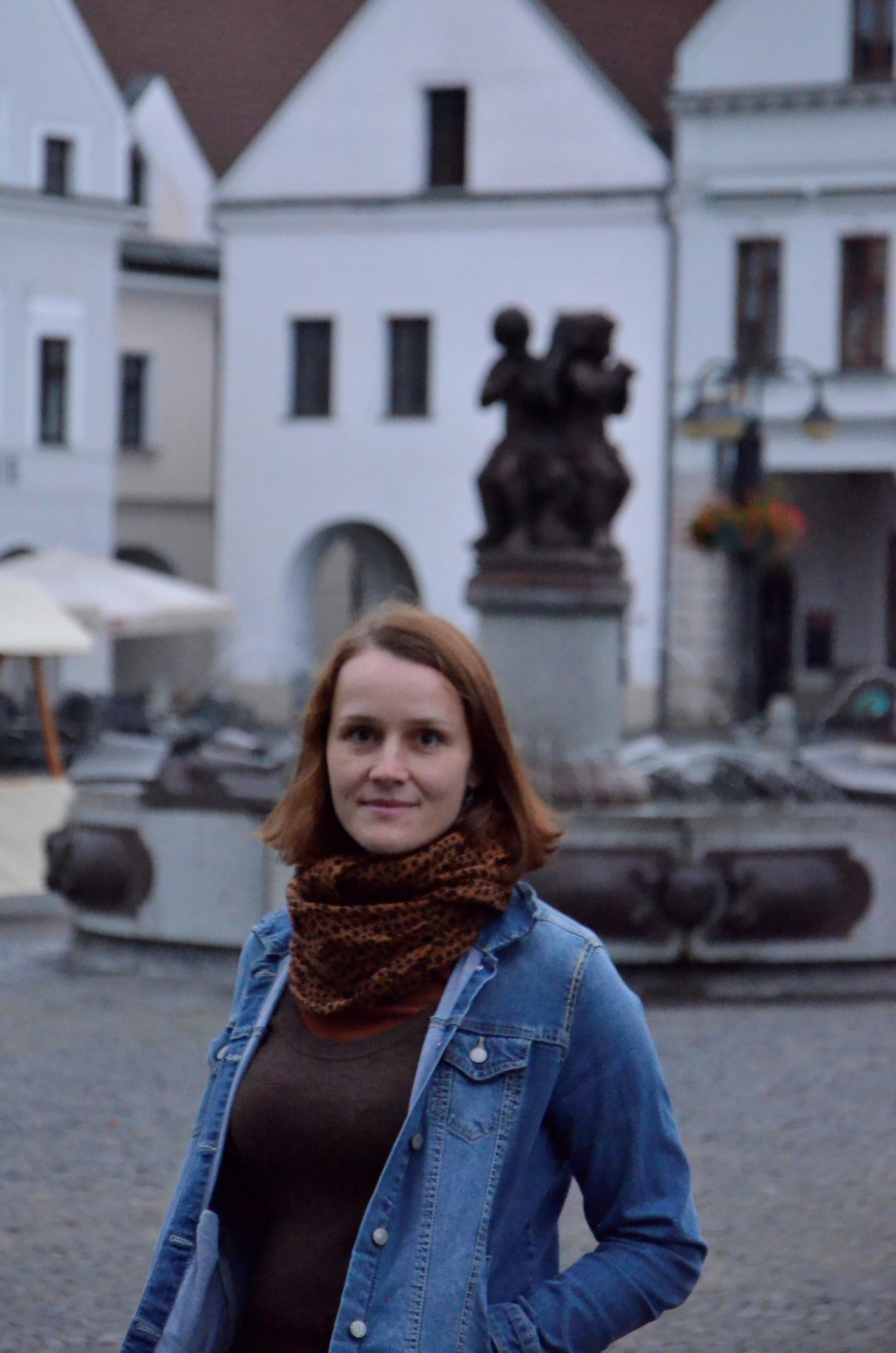 Mgr. Eva Oravcová